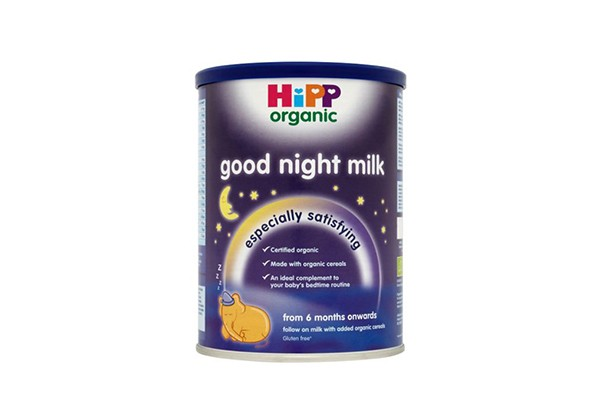 Baby sleep aids Goodnight milk