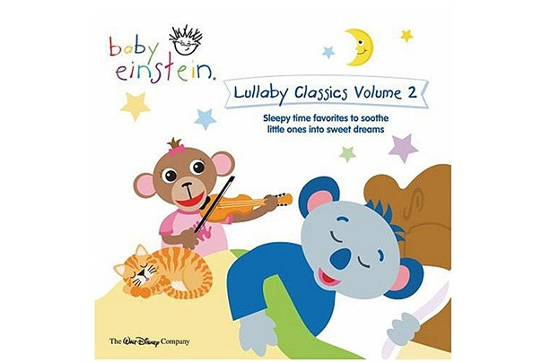 Baby sleep aids Baby Einstein CD