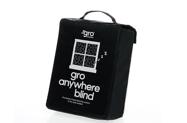 Baby sleep aids Gro Anywhere blackout blind
