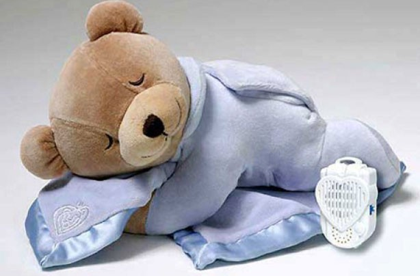 Baby sleep aids Slumber Bear Plus