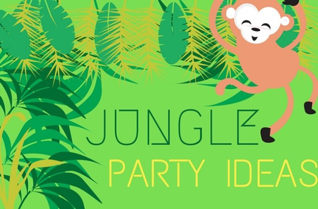 Jungle Party Ideas