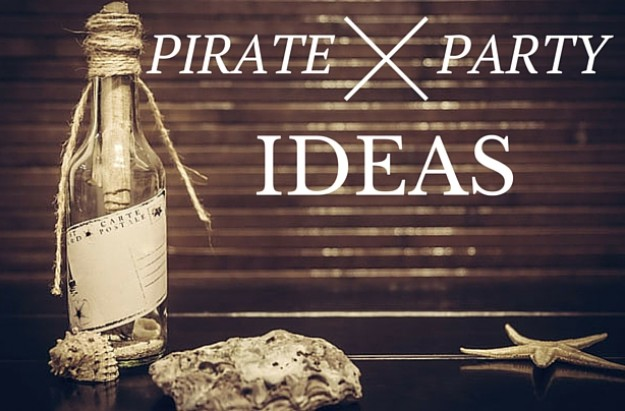 Pirate party ideas goodtoknow pirate party ideas stopboris Choice Image