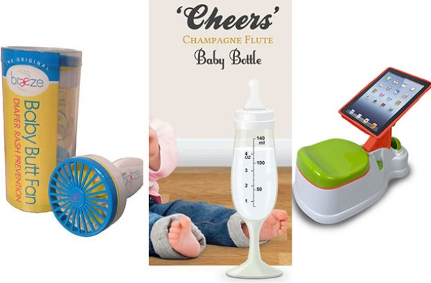 weird baby products