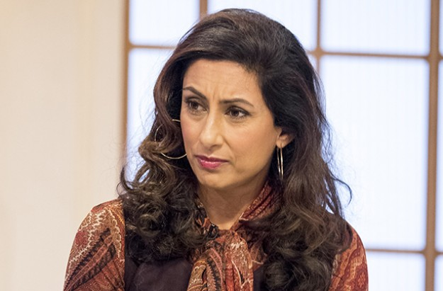 Saira Khan IVF adoption