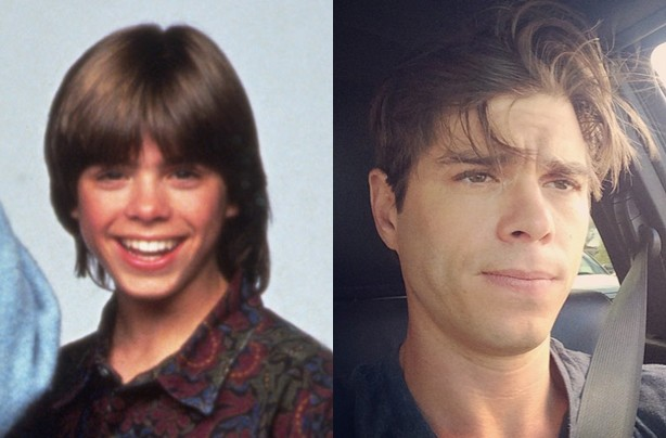Matthew Lawrence then and now