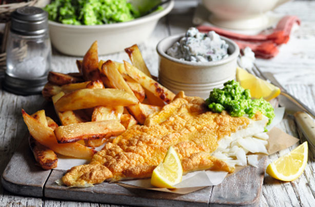 Slimming World Fish And Chips Recipe Goodtoknow