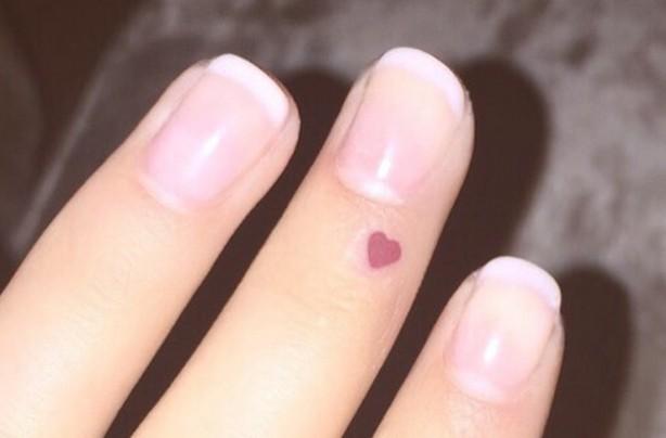Cheryl new tattoo