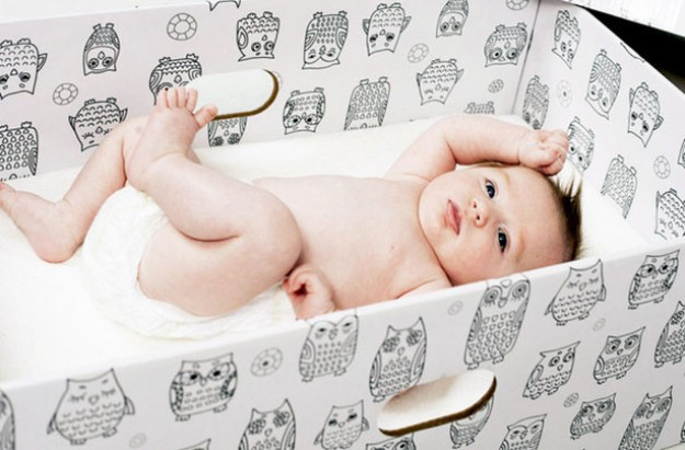 Scotland To Introduce Finnish Baby Boxes For New Parents