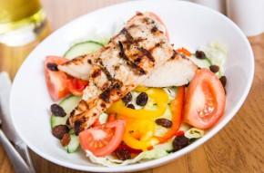 Harvester Chicken Salad