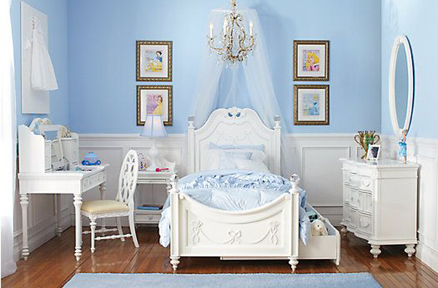 6 this princess pad - Disney Bedroom Designs