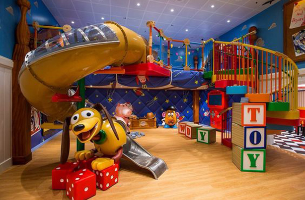 disney bedroom designs. 3  This amazing Toy Story effort 11 of the most MAGICAL Disney inspired bedroom ideas ever