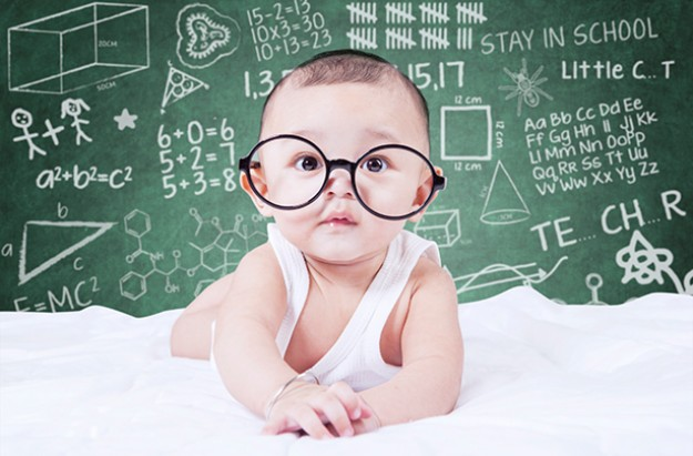 Most successful baby names, clever baby