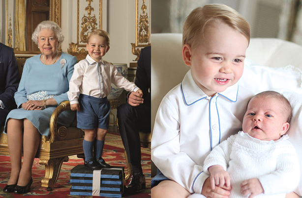 The real reason kate middleton always dresses george and for Achillion greek cuisine prince george bc