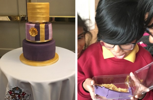 NadiyaBakes: Queen's birthday cake