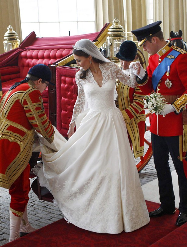 William and Kate Wedding, the Cambridges, Royal Wedding, 29th April 2011