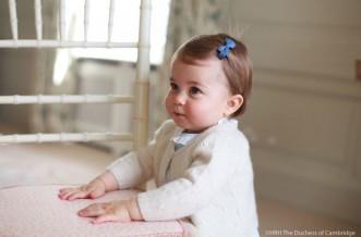 Princess Charlotte's 1st birthday, May 2016