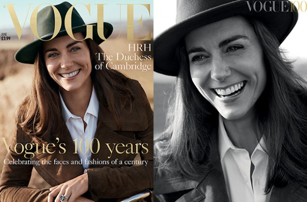 Kate Middleton Vogue Pictures