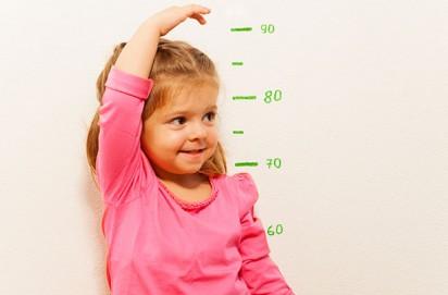 Kids height formula
