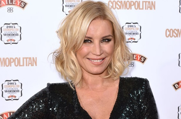 Denise Van Outen reveals breast cancer scare