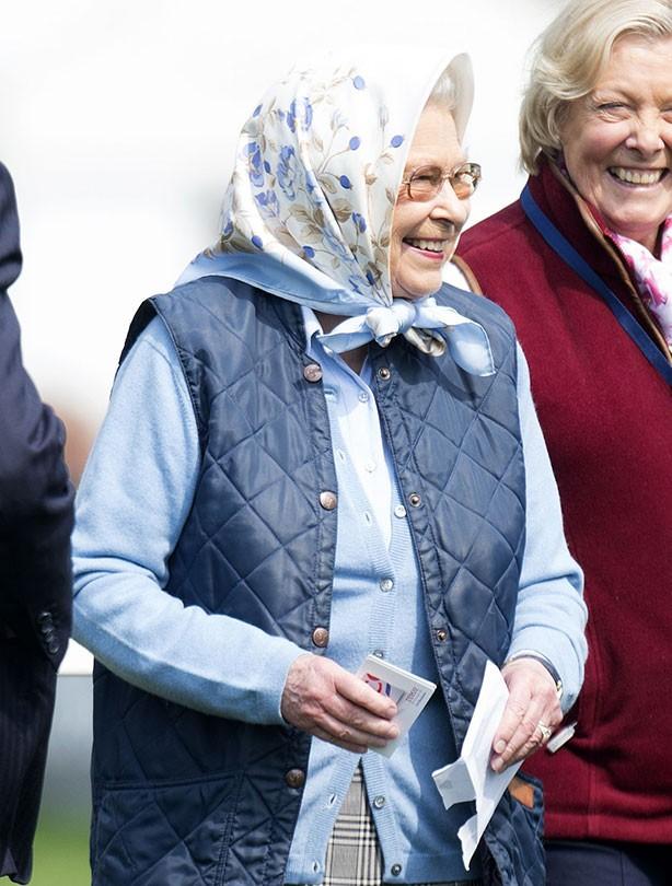 Queen Elizabeth Tesco voucher