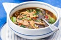 Oriental chicken noodle soup
