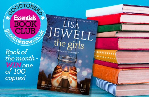 GoodtoRead Book Of The Month: The Girls by Lisa Jewel review