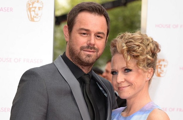 Danny Dyer's message for Kellie Bright after pregnancy announcement