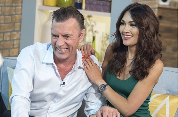 Duncan Bannatyne engaged