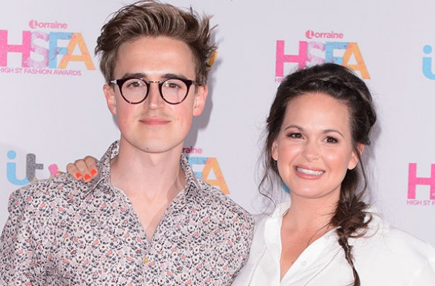 Giovanna and Tom Fletcher
