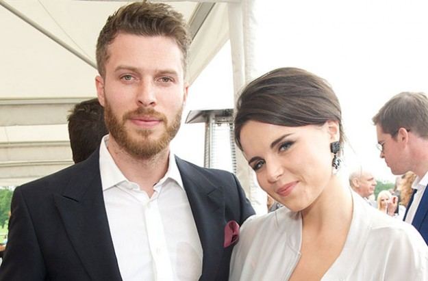 Rick Edwards and Emer Kenny
