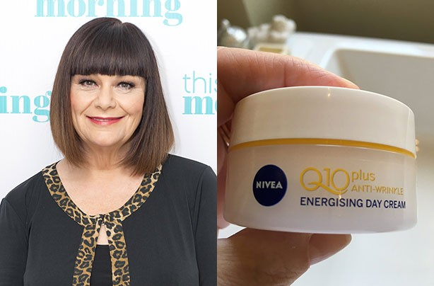 Dawn French Nivea bargain beauty secrets