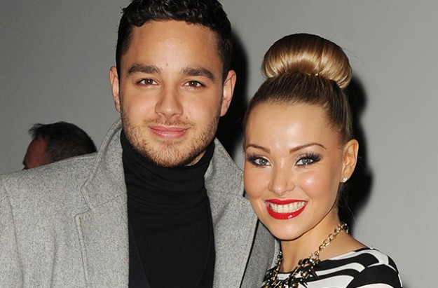 Adam Thomas engaged