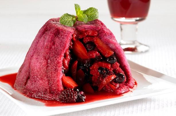 Summer dessert recipes: Classic summer pudding