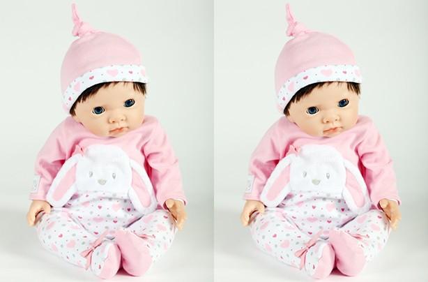 top christmas toys 2016 Tiny Treasures Baby Doll