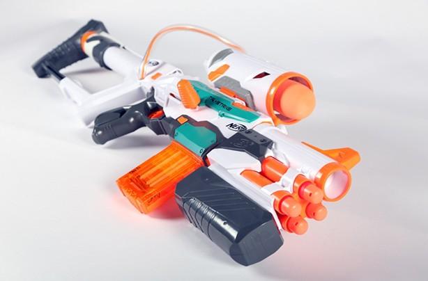 top christmas toys 2016 Nerf Modulus Tri-Strike