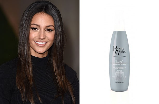 Michelle Keegan bargain beauty