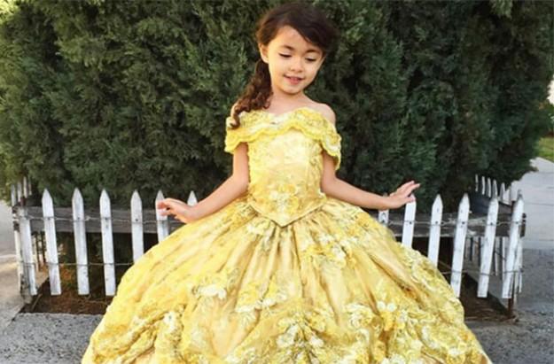 Nephi Garcia Designer Daddy Disney dresses
