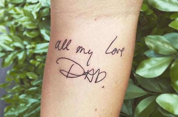 Dad Tattoos 17 Ideas For To Honour Your Father