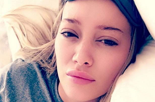 Hilary Duff, celebs without make up