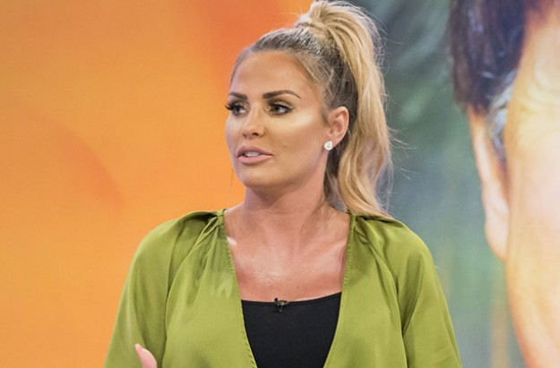 Katie Price June 2016