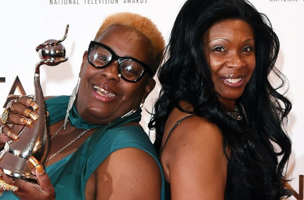 Sandi and Sandra, Gogglebox
