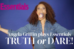 Essentials Truth Or Dare: Angela Griffin