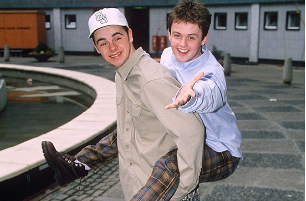 Young Ant and Dec