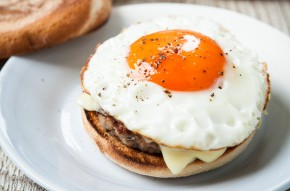 Hairy Bikers' egg and sausage muffins