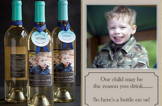 teacher wine bottle