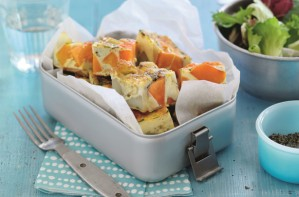 Slimming World's butternut squash tortilla