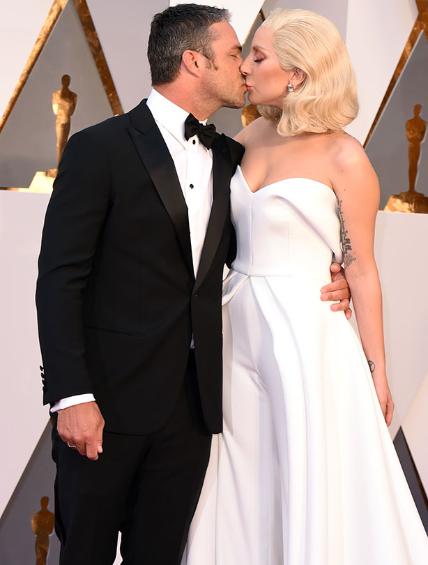 Lady Gaga confirms she and fiancé Taylor Kinney are on a ...