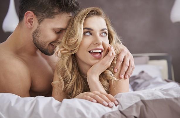 Sex with an ex