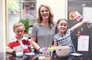 Kids Kitchen - Angel Delight Ice Lollies