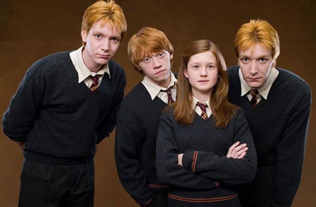 Harry Potter Weasley